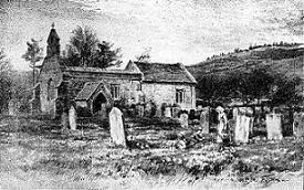 St Marys Church Over Silton